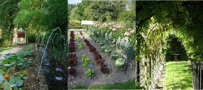 Le potager des princes chantilly ecolo woman - Potager des princes chantilly ...